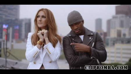 Celine Dion duet with Ne-Yo - Incredible (2014)