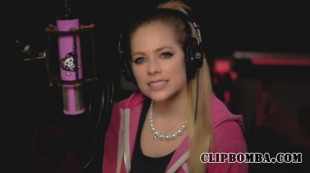 Avril Lavigne - Fly for Special Olympics (2015)