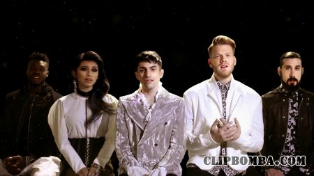 Pentatonix - Can't Help Falling in Love (2017)
