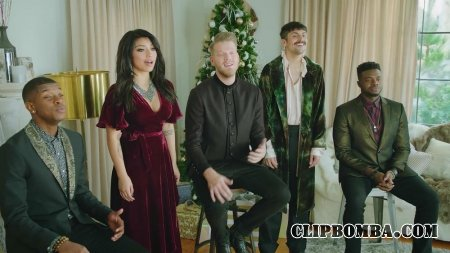 Pentatonix - Deck The Halls (2017)