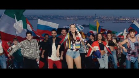 Natalia Oreiro - United by love (Rusia 2018)