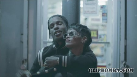 ASAP Rocky & Rihanna - Fashion Killa (2013)