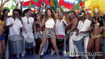 Pitbull feat. Jennifer Lopez & Claudia Leitte - We Are One (Ole Ola) (2014)