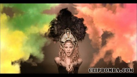 Shakira ft. Carlinhos Brown - La La La (Brazil 2014)