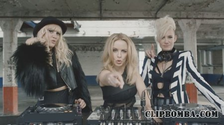 NERVO feat. Kylie Minogue, Jake Shears & Nile Rodgers - The Other Boys (2015)
