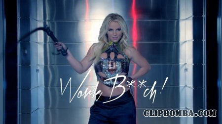Britney Spears - Work Bitch (2013)