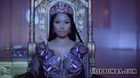 Nicki Minaj, Drake, Lil Wayne - No Frauds (2017)