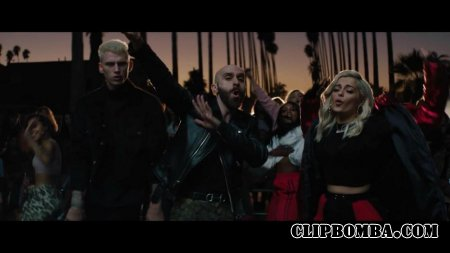 Machine Gun Kelly, X Ambassadors & Bebe Rexha - Home (2017)