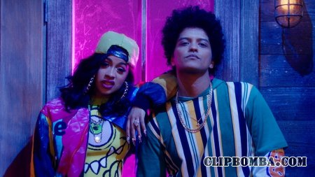 Bruno Mars Feat. Cardi B - Finesse (Remix)(2018)