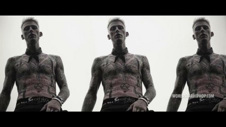 Machine Gun Kelly - Rap Devil (Eminem Diss)(2018)