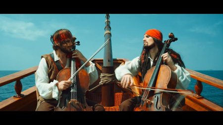 2CELLOS - Pirates Of The Caribbean (2018)