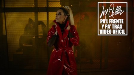 Ivy Queen - Pa'l Frente y Pa' Tras (2019)
