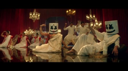 Marshmello x Pritam feat. Shirley Setia - BIBA (2019)