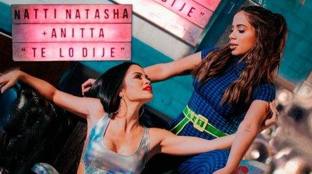 Natti Natasha x Anitta - Te lo Dije (2019)
