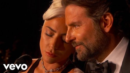 Lady Gaga, Bradley Cooper - Shallow (From A Star Is Born, Live From The Oscars)(2019)