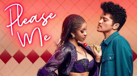 Cardi B & Bruno Mars - Please Me (2019)