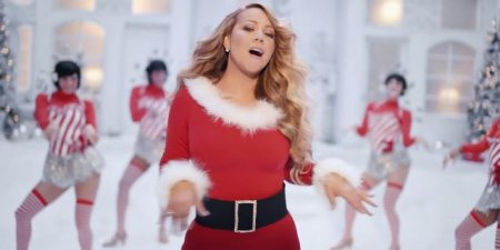 Mariah Carey - All I Want for Christmas Is You (2019)