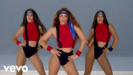 Black Eyed Peas and Shakira — Girl like me (2020)