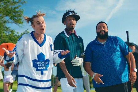 DJ Khaled ft. Justin Bieber, 21 Savage - LET IT GO (2021)